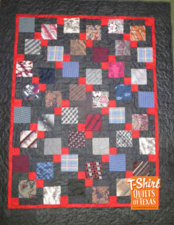 custom memory quilts made from clothing t shirts in texas t