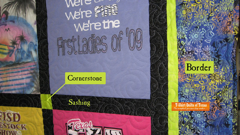 Pricing And Options For A Tshirt Quilt Cost Of Quilt